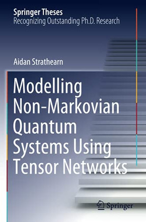 Modelling Non-Markovian Quantum Systems Using Tensor Networks (Springer Theses)