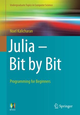 Julia - Bit By Bit: Programming For Beginners (Undergraduate Topics In Computer Science)