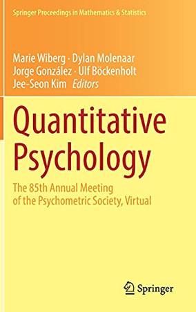 Quantitative Psychology: The 85Th Annual Meeting Of The Psychometric Society, Virtual (Springer Proceedings In Mathematics & Statistics, 353)