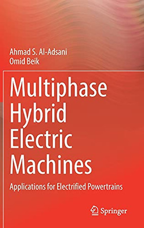 Multiphase Hybrid Electric Machines: Applications For Electrified Powertrains