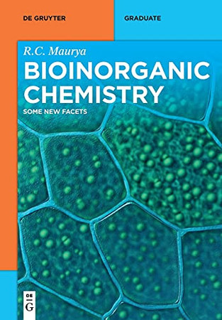 Bioinorganic Chemistry: Physiological Facets (De Gruyter Textbook)