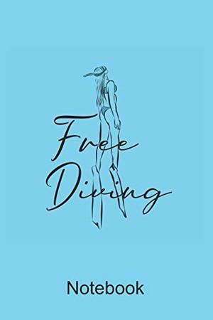 Freediving / Freediver / Apnoe - Notebook