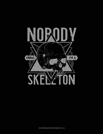 Nobody Knows I'm a Skeleton: Storyboard Notebook 1.85:1