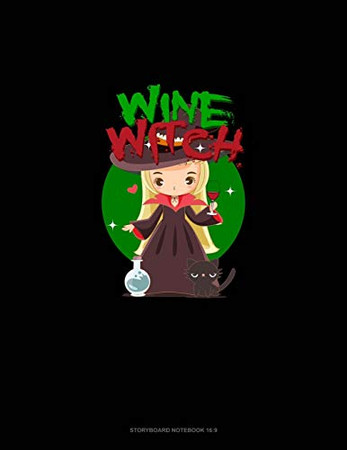 Wine Witch: Storyboard Notebook 1.85:1