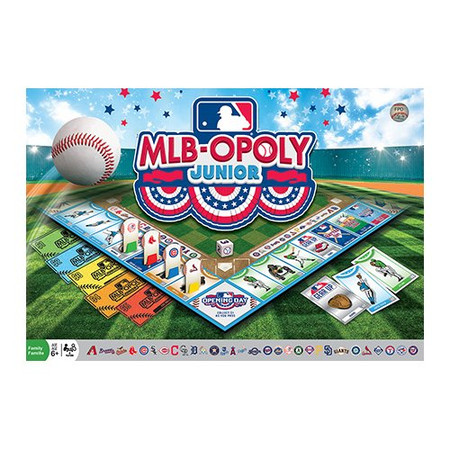 MasterPieces MLB Opoly Jr