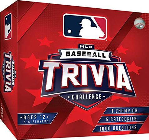 MasterPieces MLB3000: MLB Baseball Trivia Game