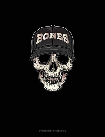 Bones: Storyboard Notebook 1.85:1