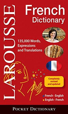 Larousse Pocket French-English/English-French Dictionary (English and French Edition)