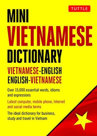Mini Vietnamese Dictionary: Vietnamese-English / English-Vietnamese Dictionary (Tuttle Mini Dictionary)