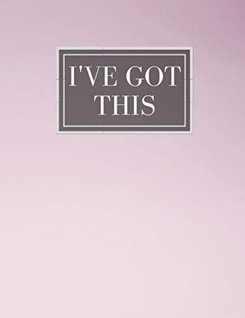 I've got this: Purple Pineapple: Inspirational Quote Workout Log Book