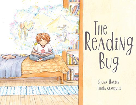 The Reading Bug: Discover the magic of reading.
