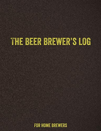 The Beer Brewer's Log Book