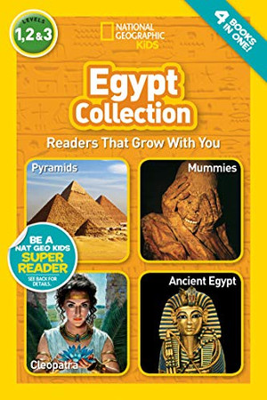 National Geographic Readers: Egypt Collection