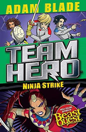 Team Hero: Ninja Strike: Series 4 Book 2