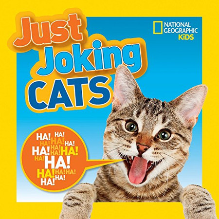 National Geographic Kids Just Joking Cats