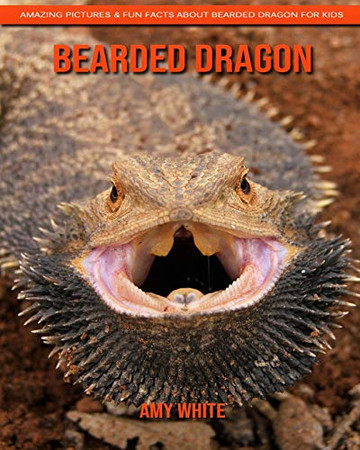 Bearded Dragon: Amazing Pictures & Fun Facts about Bearded Dragon for Kids