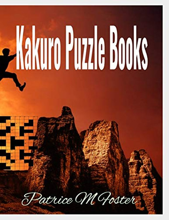 Kakuro Puzzle Books