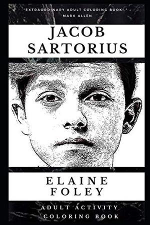 Jacob Sartorius Adult Activity Coloring Book (Jacob Sartorius Adult Activity Coloring Books)