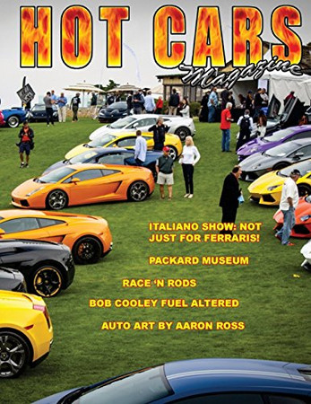 Hot Cars magazine: The nation's hottest motorsport magazine! (Volume 3)