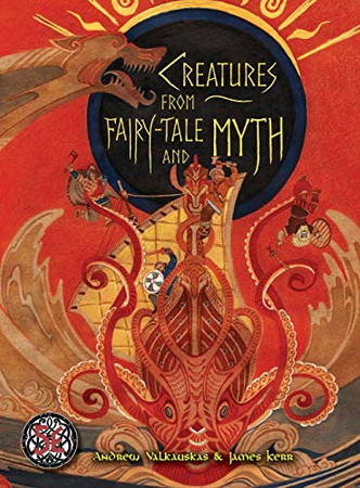 Creatures from Fairy-Tale and Myth (5e) (PNH0800)