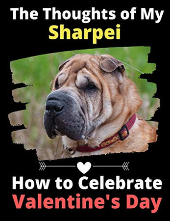 The Thoughts of My Sharpei: How to Celebrate Valentine's Day