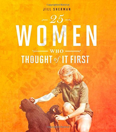 25 Women Who Thought of it First (Daring Women)