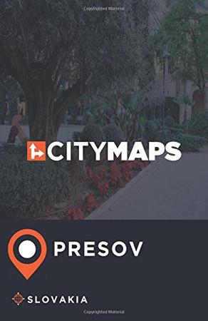 City Maps Presov Slovakia