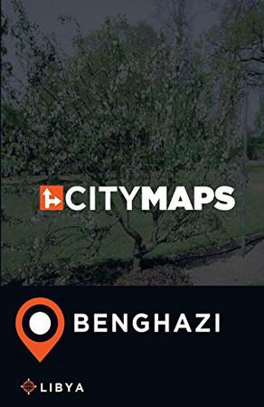 City Maps Benghazi Libya