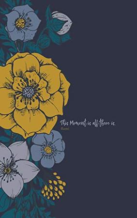 Floral Undated Planner, 2 days per week •  diary • journal • planner