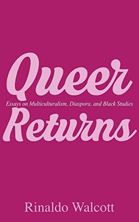 Queer Returns: Essays on Multiculturalism, Diaspora, and Black Studies