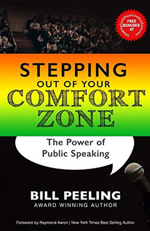 STEPPING OUT OF YOUR COMFORT ZONE: The Power of Public Speaking
