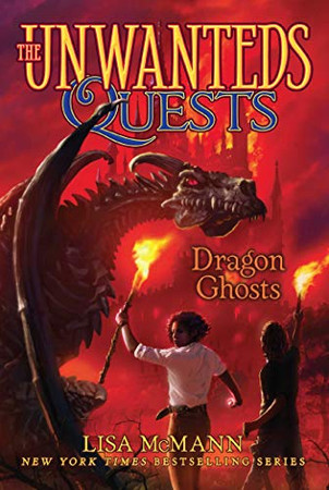 Dragon Ghosts (3) (The Unwanteds Quests)