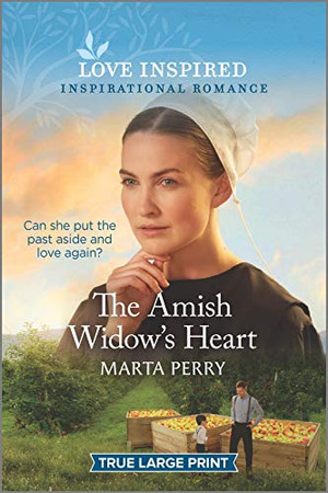 The Amish Widow's Heart (Brides of Lost Creek)