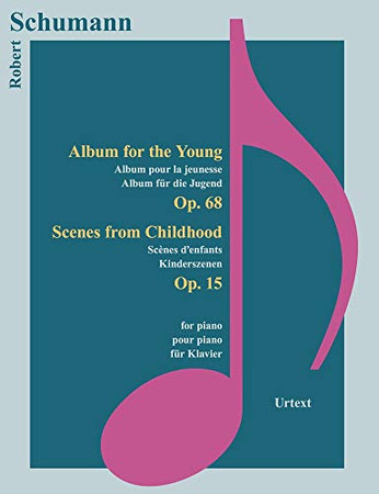 Schumann - Album fuer die Jugend, Kinderszenen (Classical Sheet Music)