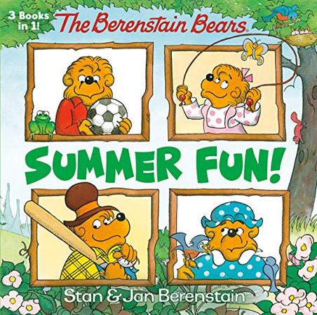 The Berenstain Bears Summer Fun! (The Berenstain Bears)