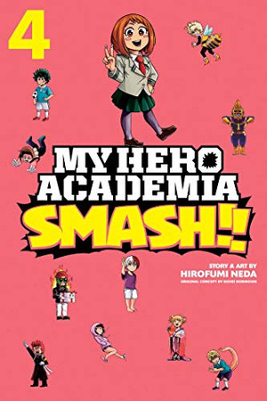 My Hero Academia: Smash!!, Vol. 4 (4)