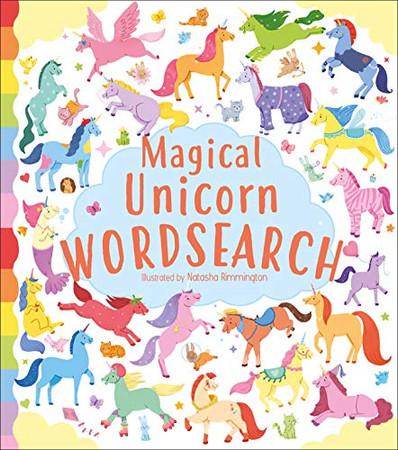 Magical Unicorn Wordsearch