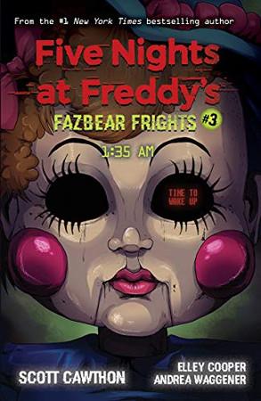 1:35AM (Five Nights at Freddy�s: Fazbear Frights #3)