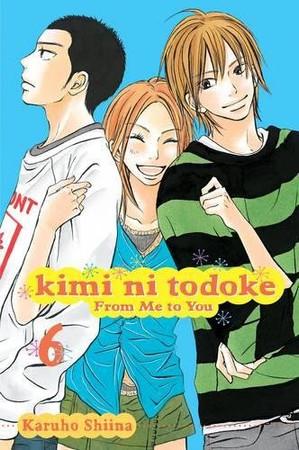 Kimi ni Todoke: From Me to You, Vol. 6 (6)