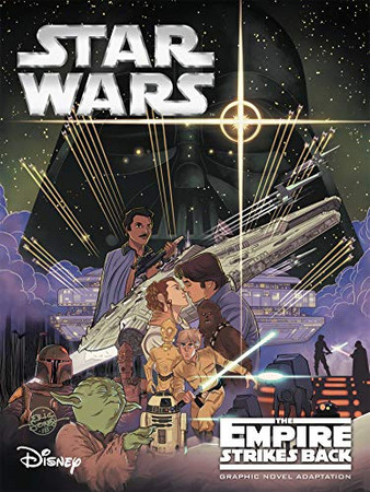 Star Wars: The Empire Strikes Back Graphic Novel Adaptation (Star Wars Movie Adaptations)