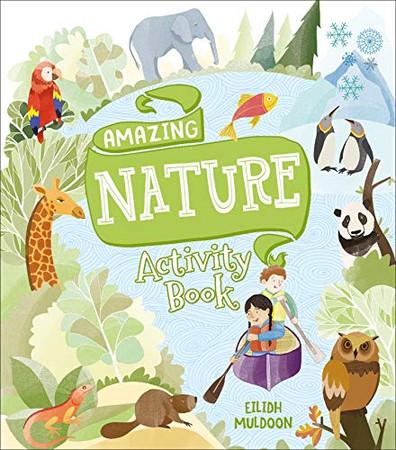 Amazing Nature Activity Book