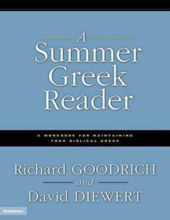 A Summer Greek Reader