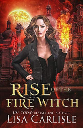 Rise of the Fire Witch: Stone Sentries - Boston - Books 1-3 (A Witch and Shifter Fated Mates Trilogy)