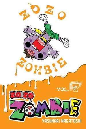 Zo Zo Zombie, Vol. 7 (Zo Zo Zombie (7))
