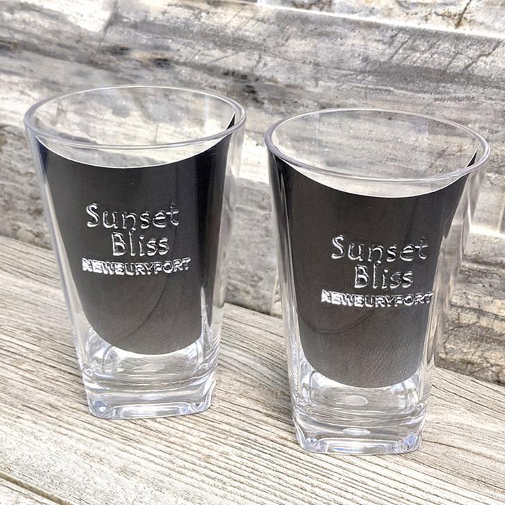 Acrylic Glass Set