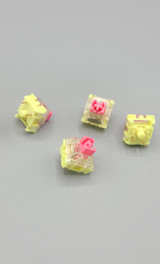 TTC Gold Pink Switches - 10 Pack