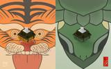 Harimau and Penyu Switch - Group Buy