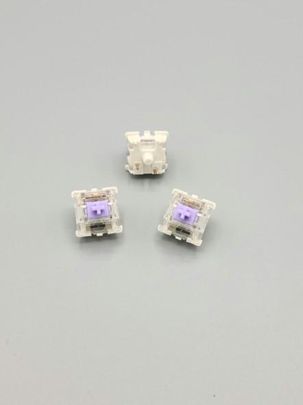 Akko Purple Linear Switch - 10 Pack