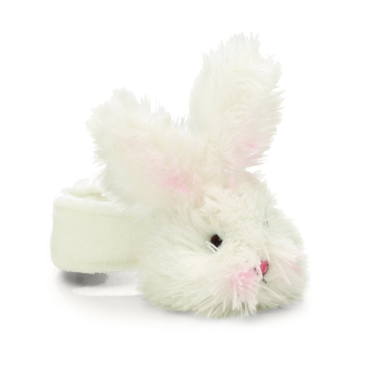 Bunnies by the Bay Bunny Wee Ittybit Wrist Rattle