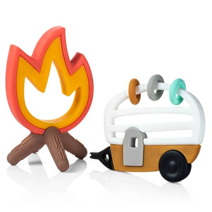 Little Camper Teether Toy Set | Lucy Darling